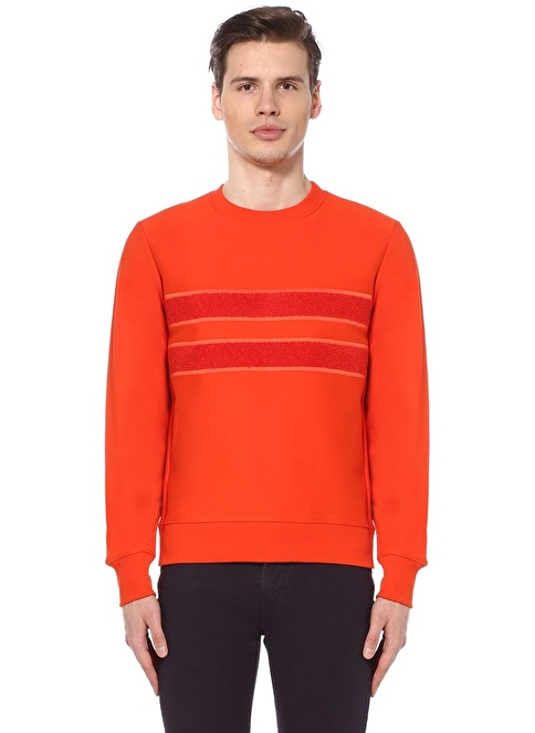 PS by Paul Smith Sweatshirt Kırmızı